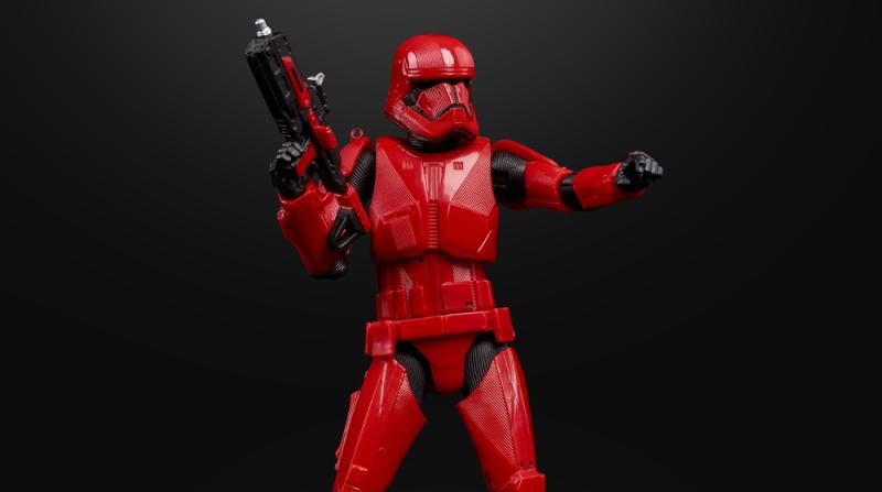Illustration for article titled Primeras imágenes del aspecto que tendrán los soldados Sith que saldrán en The Rise of Skywalker