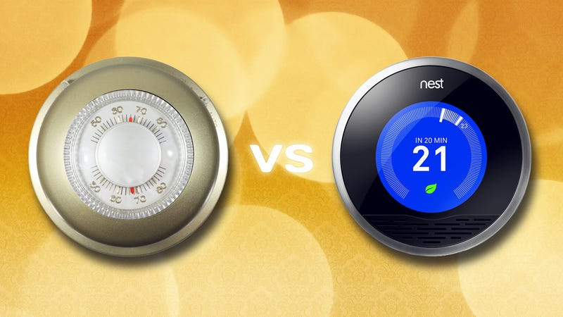 what does a thermostat do if it gets too cold