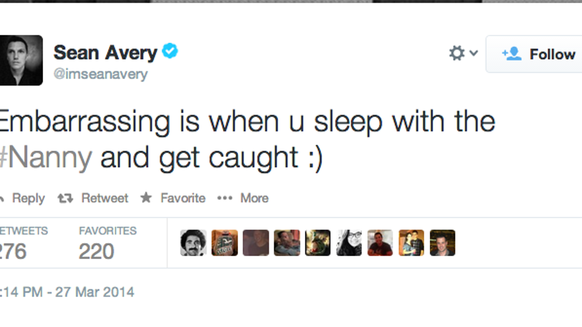 Sean Avery And Marty Brodeur Are Chirping About Dancing With The Stars