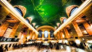 Illustration for article titled The Mysteries Beneath New York City's Grand Central Terminal