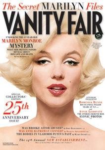 Illustration for article titled Men Gleefully Expose Marilyn Monroe's Secrets For Vanity Fair