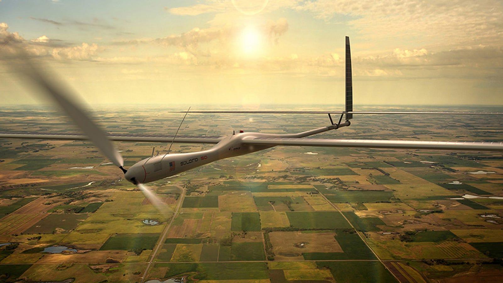 Google compra la compañía de drones solares Titan Aerospace