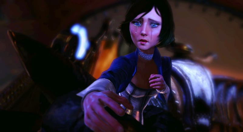 Illustration for article titled Four New Bioshock Infinite Screens and a PAX Panel You Might Want To Catch