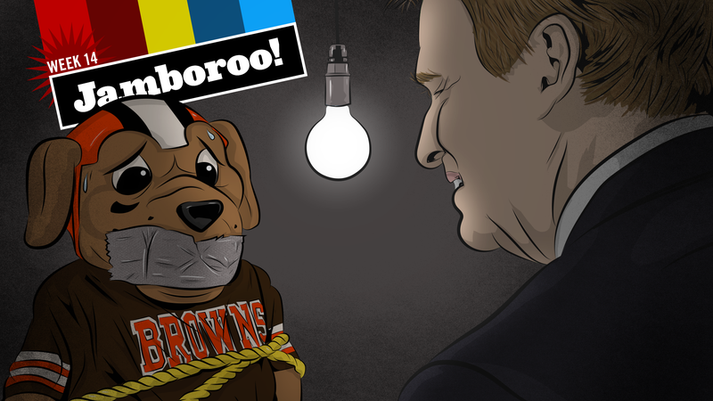 Illustration for article titled The NFL Should Seize Control Of The Cleveland Browns