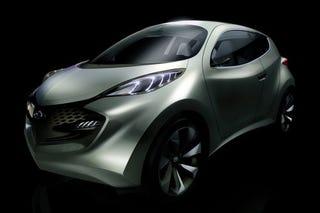 Illustration for article titled Hyundai ix-Metro Concept: Korea's Got The Good Drugs