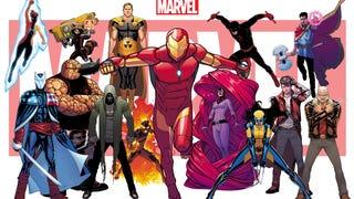 Estos son todos los cómics que formarán parte del nuevo universo Marvel