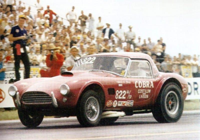 Dan Blocker Race Cars