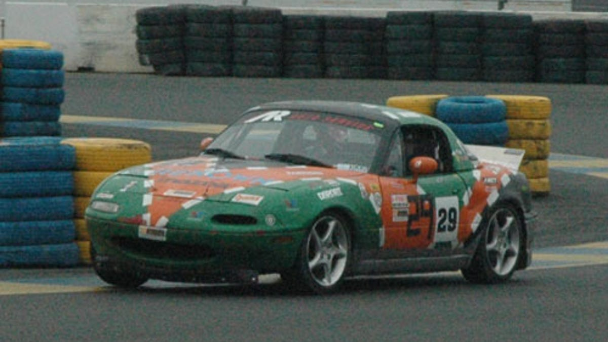 Great $500 Race Car Virus Continues Its Spread: TransMaro Wins ChumpCar Infineon