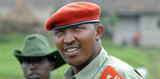 Bosco Ntaganda (Lionel Healing/AFP/Getty Images via the Washington Post)