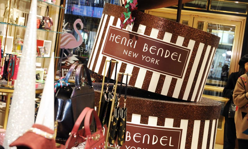 A general view of atmosphere at the Henri Bendel Holiday Window Unveiling at Henri Bendel on November 15, 2017 in New York City.