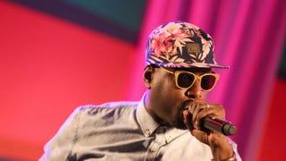 Rapper Talib Kweli in 2014Imeh Akpanudosen/Getty Images for BET