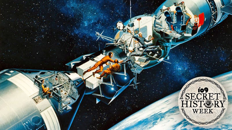 Us First Space Probe : The first time nasa docked with a soviet spacecraft in orbit