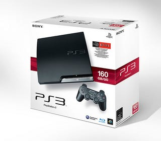 Illustration for article titled New, Roomy PlayStation 3 Models Confirmed For North America