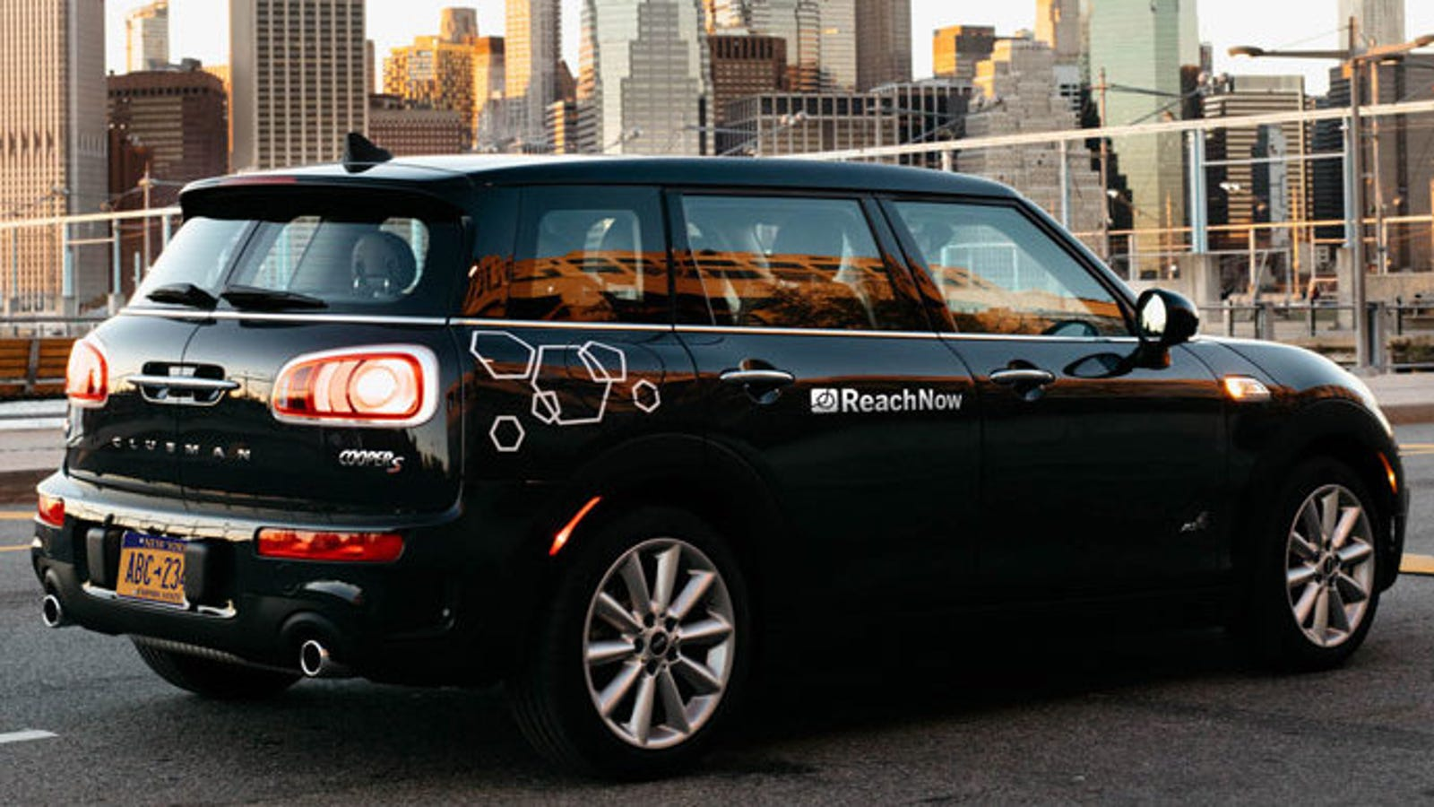 BMWs ReachNow Car Sharing Service Is Mostly Dead In Its