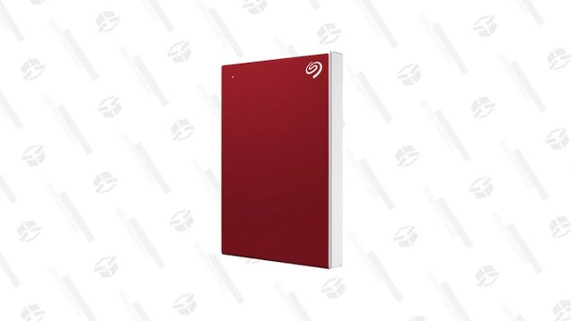 Get $15 off This 4TB Seagate Backup Drive and Keep All Your Files Safe