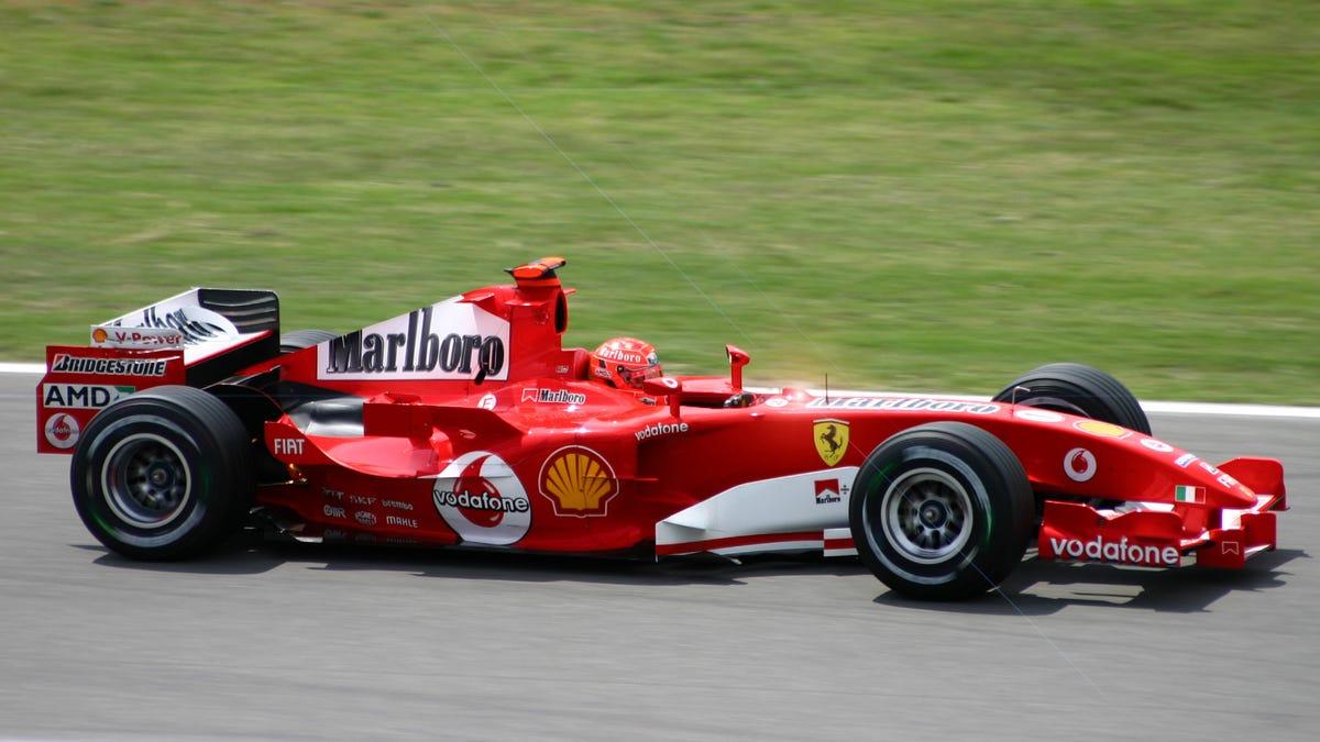 Philip Morris Cheated on McLaren with Ferrari, Ron Dennis Got
