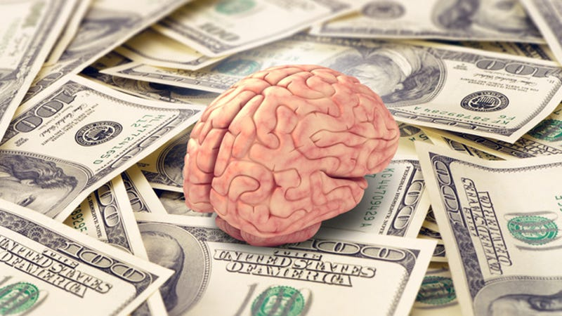 Illustration for article titled How to Trick Your Brain Into Banishing Bad Money Habits
