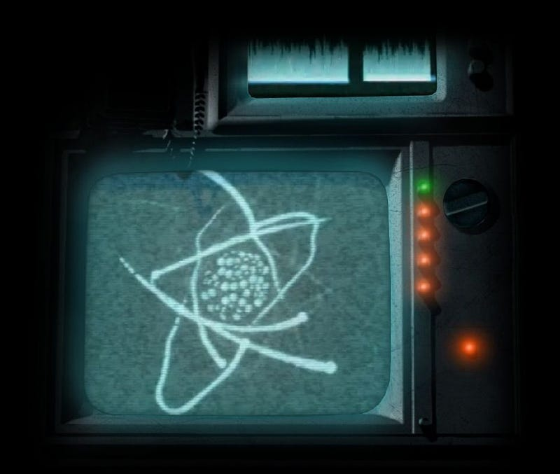 Illustration for article titled Mystery Mailings Point To Radioactive TV Channel, Call of Duty Clues?