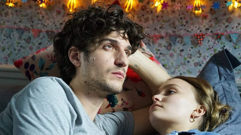 Illustration for article titled Louis Garrel is still handsome, and still stuck in his dad's shadow, in the frivolous A Faithful Man