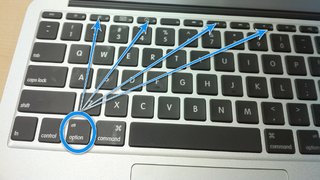 Illustration for article titled Use the Option Key to Pull Up System Preferences on a MacBook