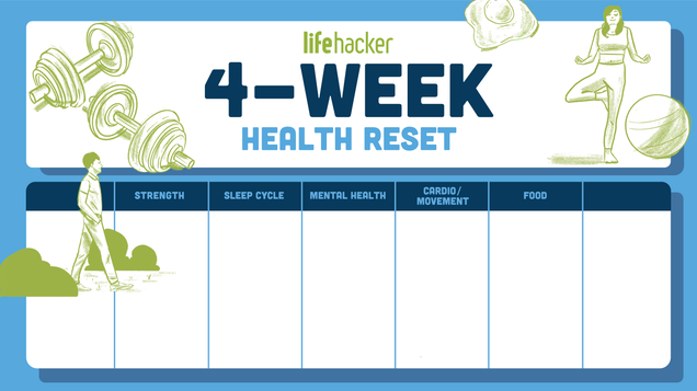 Try One of These Healthy Habits Each Day This Month