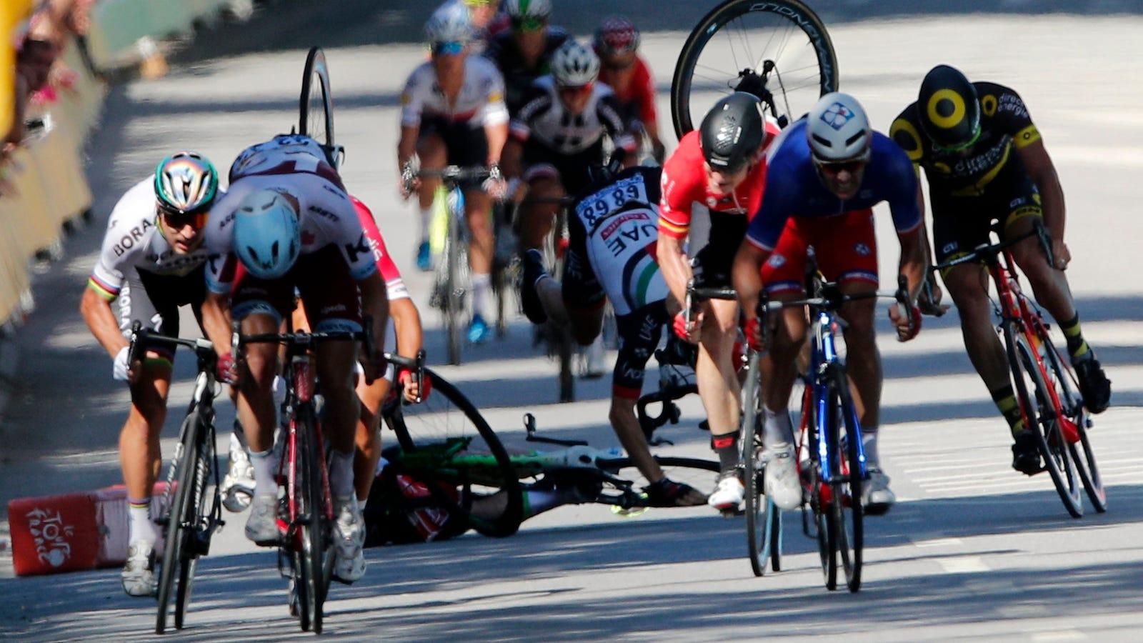 Elbow Tour De France