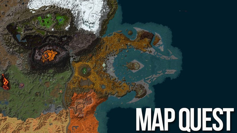 World of warcrafts azeroth and expansions mapped in google maps gumiabroncs Gallery
