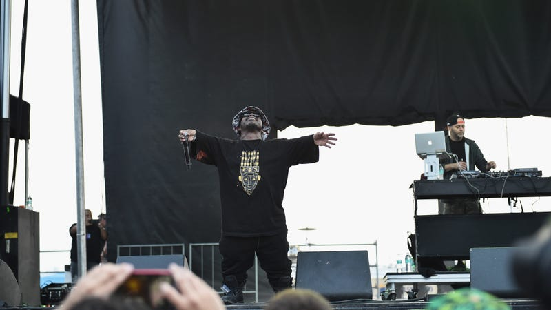 inger Bushwick Bill of The Geto Boys performs on stage at the Growlers 6 festival on October 29, 2017 in San Pedro, California.