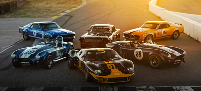 Illustration for article titled A Huge Collection Of Ford's Performance Icons Is Up For Grabs