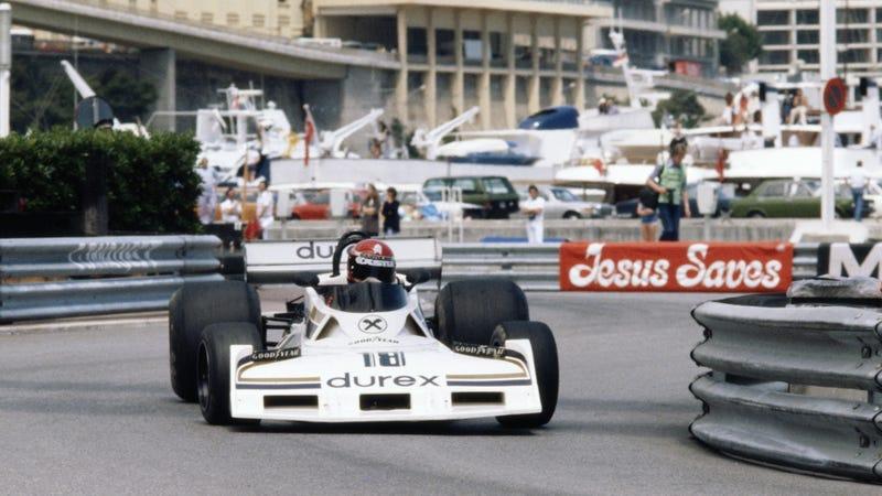 Hans Blinder at Monaco.