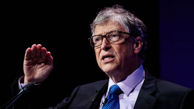 Bill Gates, a Billionaire, Says Covid-19 Drugs and Vaccines Should Not Go to 'Highest Bidder'