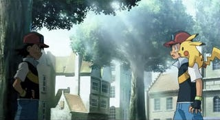 Illustration for article titled New Pokemon Movie Has Double The Ash