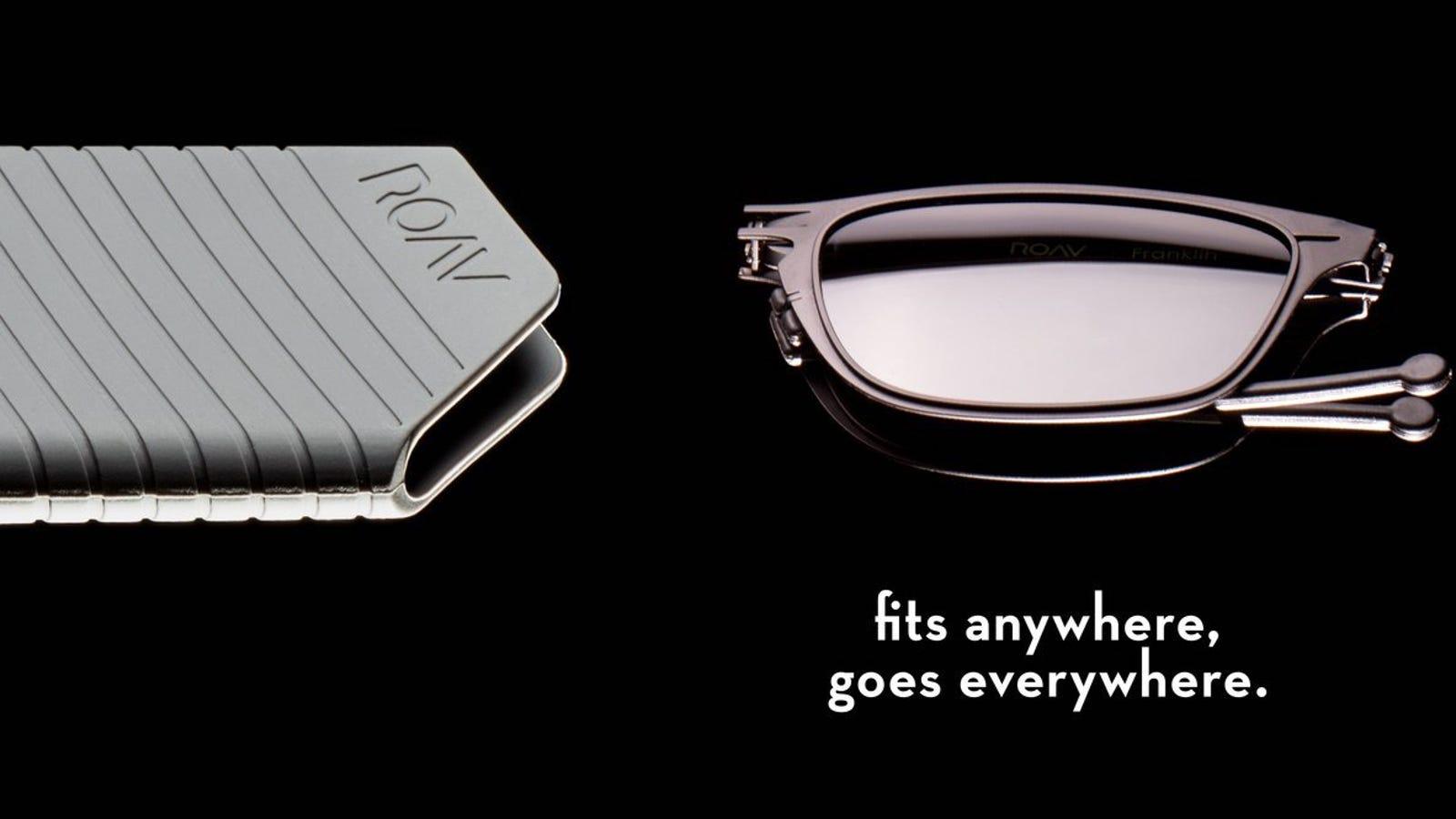 87007c2e874 ROAV Eyewear  Folding Sunglasses That Fit In Your Pocket
