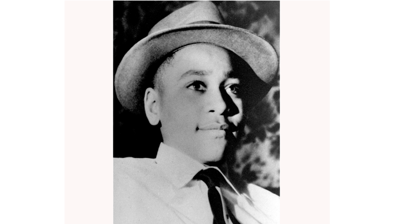 Illustration for article titled Wounds That Never Heal: Emmett Till Sign Hit With Bullets Just a Month After Being Replaced