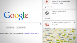 Google Now Comes to Chrome, Is Out of Beta
