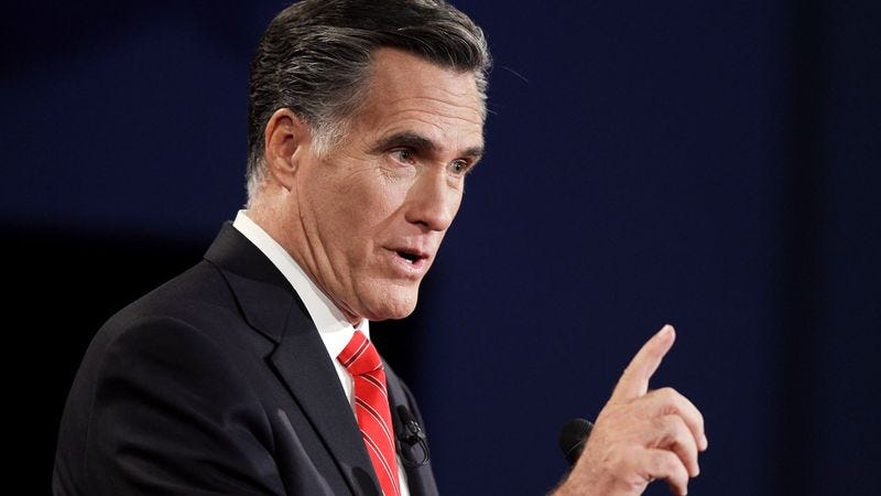 Illustration for article titled Romney Pledges To Replace All Foreign Policy With Jobs Right Here In America