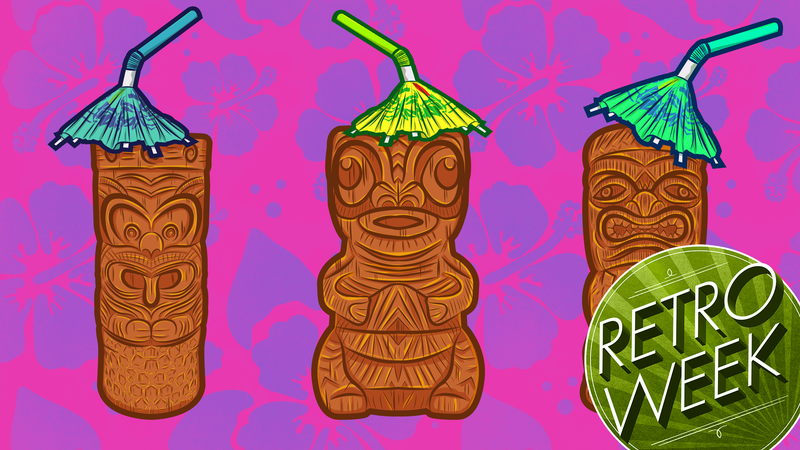 how to craft your very own tiki drink