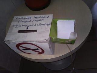 Illustration for article titled Íme egy dohányzásleszokás-támogató pont!
