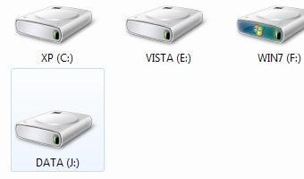 Illustration for article titled Use a Separate Partition to Speed Up Windows 7 Upgrades