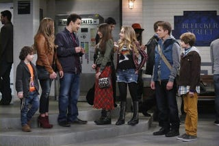 """Illustration for article titled Girl Meets World Recap - """"Girl Meets Boy"""""""