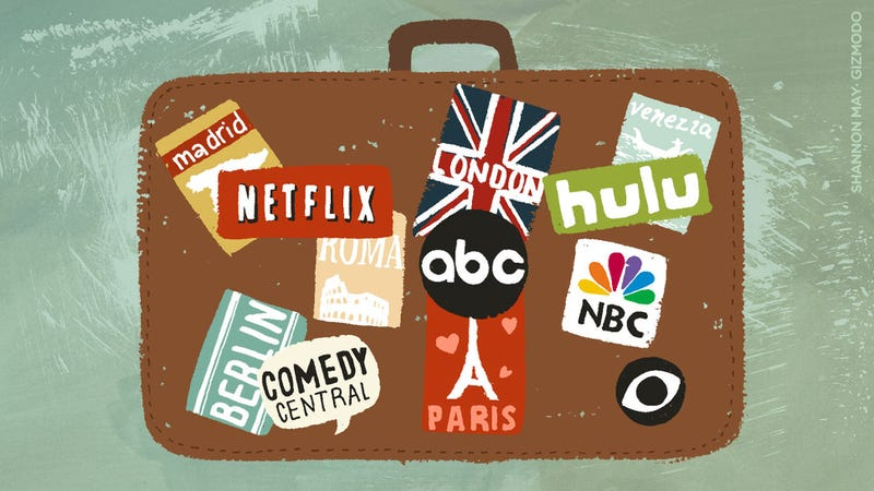 Illustration for article titled How To Watch Streaming Video Anywhere in the World