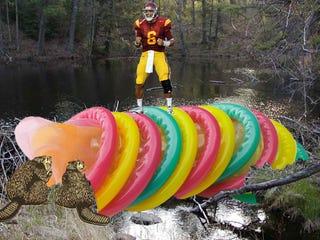 Illustration for article titled Innuendo Bowl LXXI: #1 USC Trojans vs. Oregon State Beavers