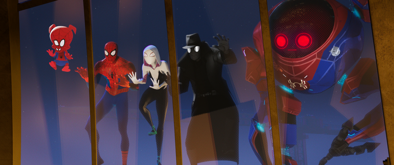 Into the Spider-Verse Had (and Then Brutally Murdered) an Australian Spider-Man in a Deleted Scene