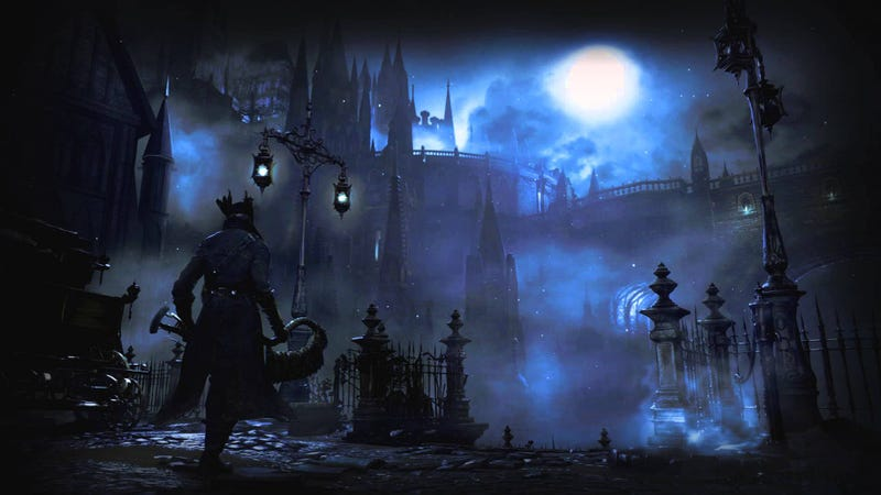 Illustration for article titled TAY Theme: Yharnam vs. Lordran