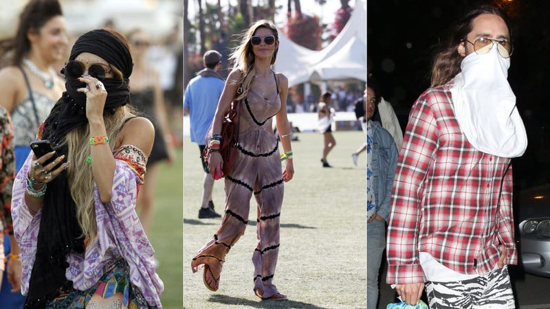 Illustration for article titled Which Celeb Was the Most Coachella at This Year's Coachella?