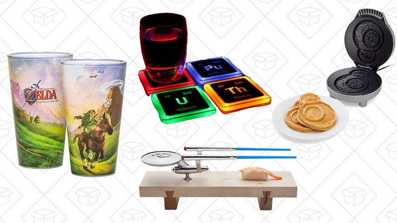 Thinkgeek 39 S Sale Is Practically Out Of This World
