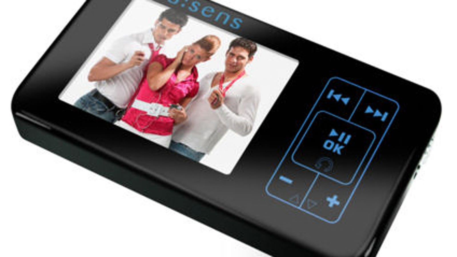 Blu:Sens WiFi/Bluetooth G14 Media Player Ditches the DRM