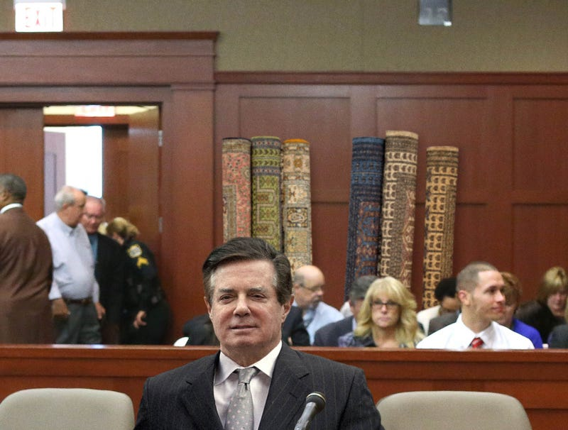 Illustration for article titled High-End Persian Rugs Attend Trial In Show Of Support For Paul Manafort