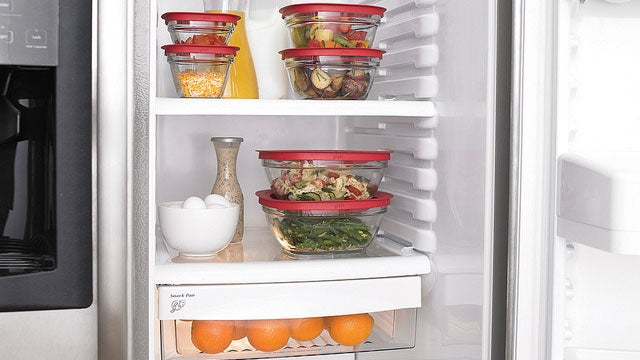 & How to Store Food Properly in the Freezer and Fridge