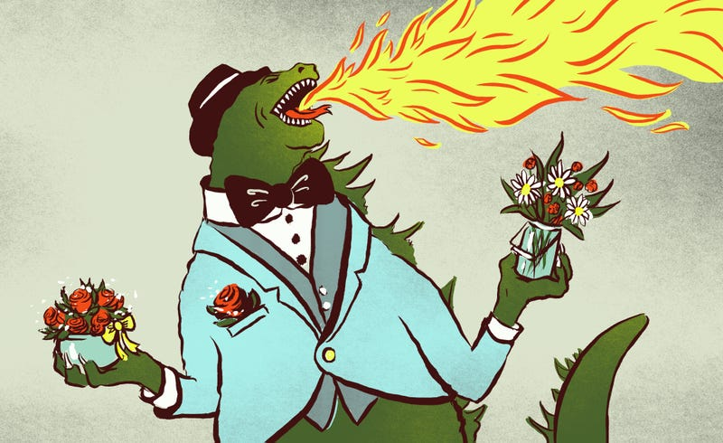 Illustration for article titled Men: Having Opinions About Your Wedding Does Not Make You a Groomzilla